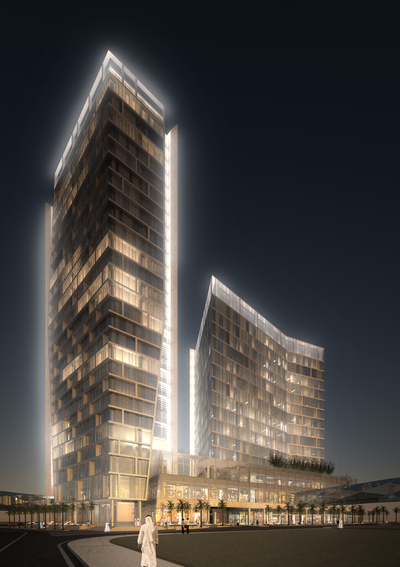 KING ABDULLAH FINANCIAL DISTRICT PLOT 5.03