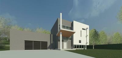 Piscasso House