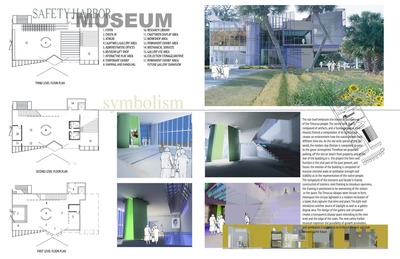 Tampa Bay AIA Safety Harbor Museum Competition