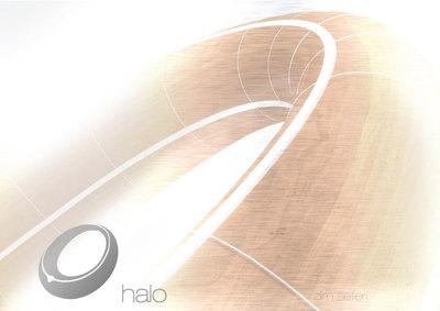 Halo Lamp Design