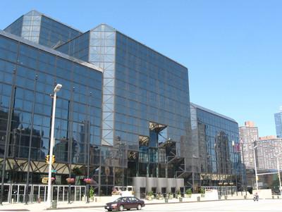 J. K. Javits Convention Center, New York, NY. 1,800,000 $500,000,000