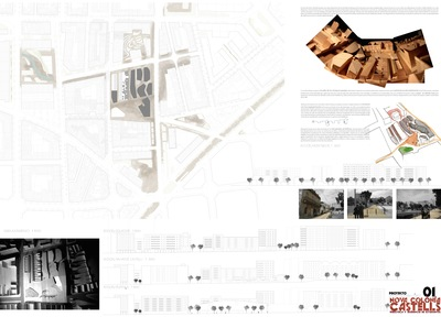 Master Final Thesis: a library in a working-class suburb