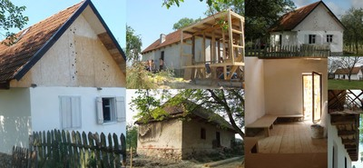 Traditional Romanian House - Restauration Project