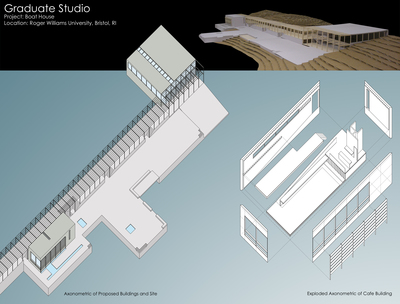 Graduate Studio- Boat House