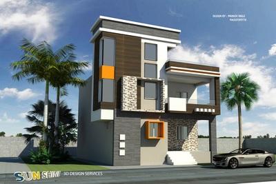 sun shine 3d design services