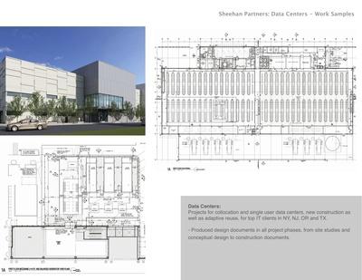 Data Centers, Sheehan Partners Ltd