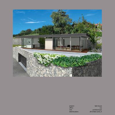 lake house-italy