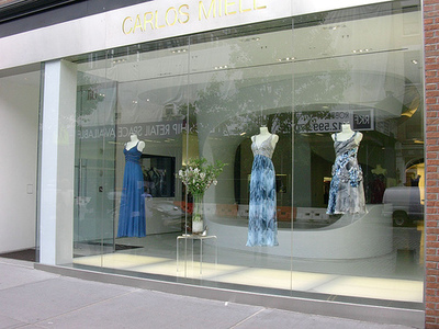 Remodeling Carlos Miele Store - NY
