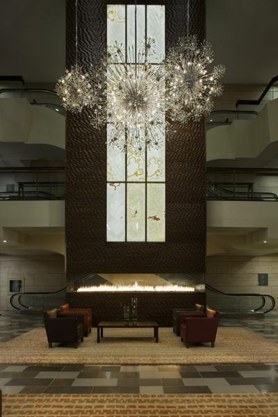 Westin Hotel, Otawa Canada