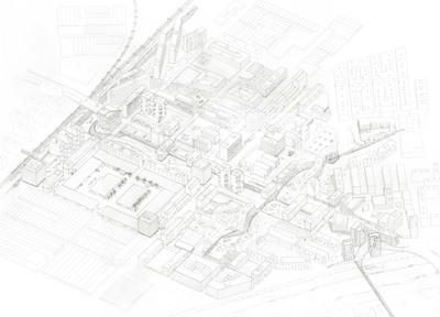 Urban Transformation Poligon Montsolis