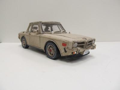 Chipboard Car