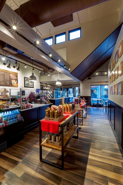 Peet's Coffee Chestnut Hill