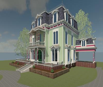 Silas Robbinson Home