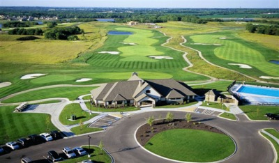 Creekmoor Golf Club, Raymore, MO