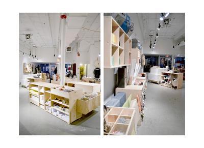 RISD 2nd Life Store: Renovation