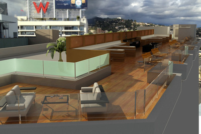 Kleins Residential Building - Hollywood, CA