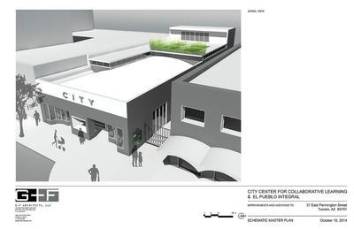 City Center For Collaborative Learning & El Pueblo Integral