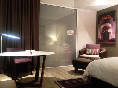 Fiesta Americana Hotel Room