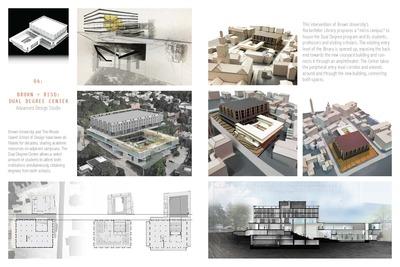 Brown & RISD - Dual Degree Center