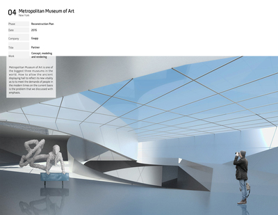 Reconstruction Of MET Museum