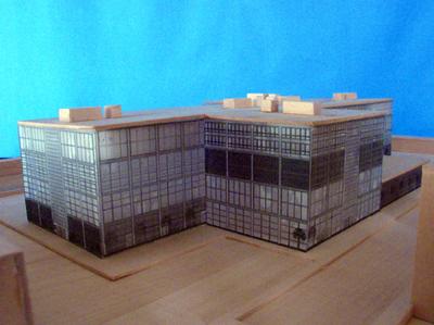 Housing Project - Gowanus, Brooklyn, New York - US (Academic)