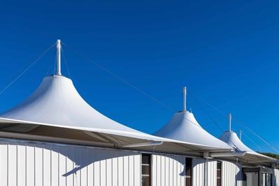 Hagley Oval Pavilion