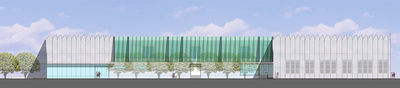 Bauhaus Museum, Dessau, Germany - Terminal studio Project, UO 2016