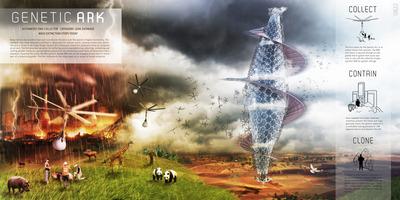 Genetic Ark - EVOLO 2014