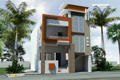 Home Design for Mr. Motwani Nandura