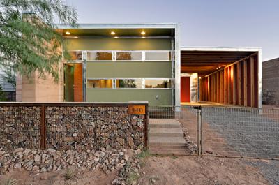 Drachman Design Build Coalition, House No. 6