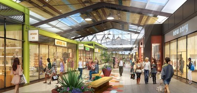 RTKL project | Mexico Shopping Outlet