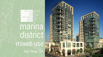 Renaissance, mixed - condominiums