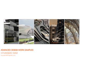 Advanced design work samples