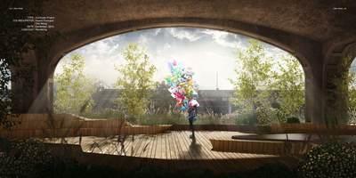 Urban Space Rendering