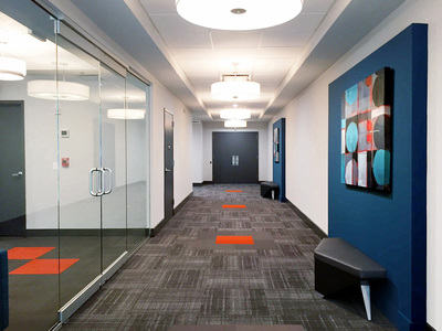 Office Renovation - 13,600SF