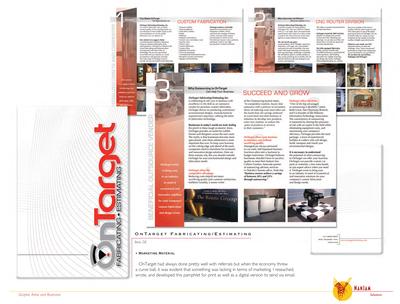 OnTarget Marketing Booklet