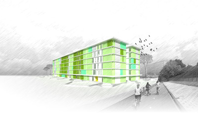 120 Houses in Córdoba. Competition in progress.
