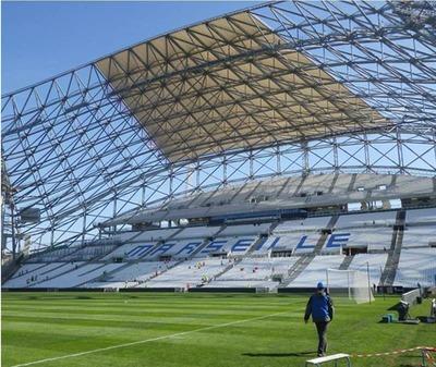 Vélodrome Stadium in Marseille