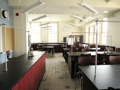 Frederick Douglas Academy Science Lab Upgrade