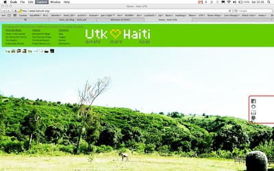 Haiti Website