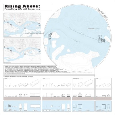 Rising Above: Formalizing Life with Inundation