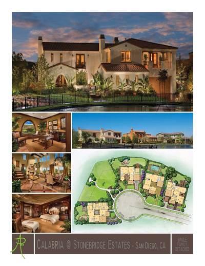 Calabria @ Stonebridge Estates