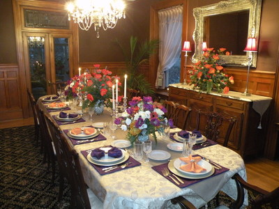 Formal Dining Room Renovation Project