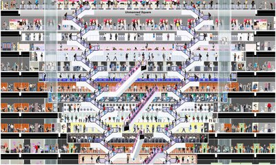 Unmanned Mansio—Urbanism of Automated Machines