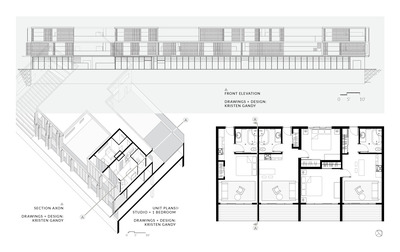 Residence : Re-configured