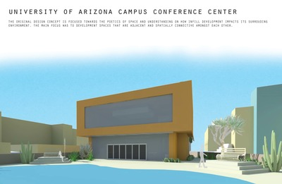 University of Arizona Campus Conference Center
