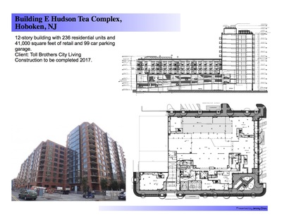Hudson Tea Building E
