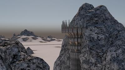 Cliff Platform