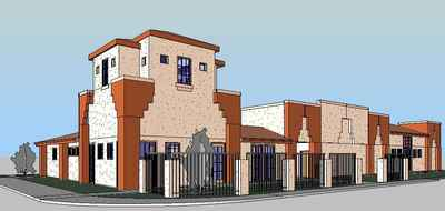 Citrus Grove - 25 mil. affordable housing and Community Center.