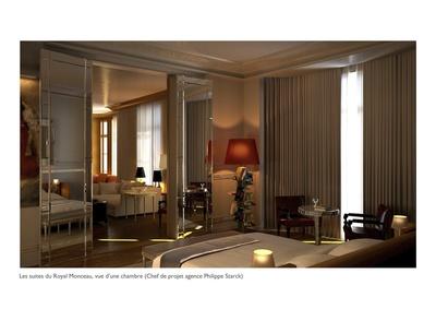 Residential : Les suites du 41 (Philippe Starck project)